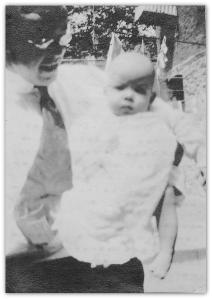 RF Berryman and Baby Ted Berryman