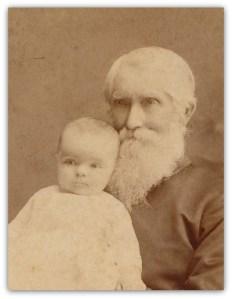 Abraham Boyd and baby CU