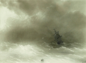 Aivazovsky_-_Strong_Wind
