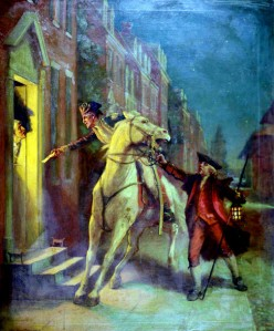 Paul Revere - Dunsmore