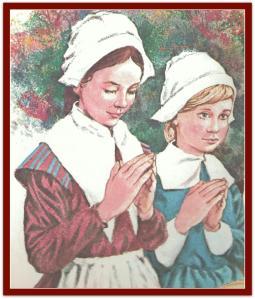 Pilgrim kids