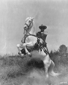 Silver and Lone Ranger